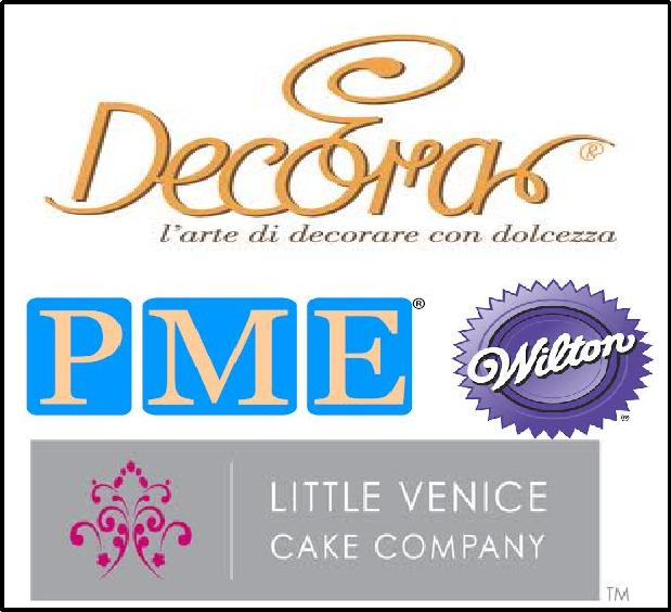 Decora - wilton - PME - Little V